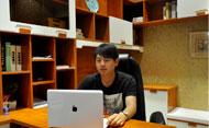 就业之星——杨英文