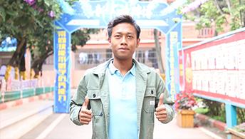 新生力量·肖振忠:初中辍学打工,选新
